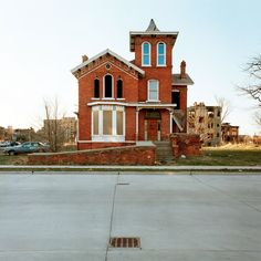 100 Abandoned Houses: Photos by Kevin Bauman | Inspiration Grid | Design Inspiration