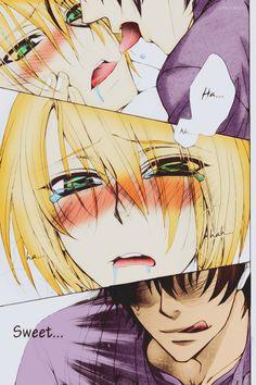 Love Stage by Zaou Taishi by gareknai on DeviantArt Love Stage Anime, Anime Love, Usuk, Shounen Ai, Fujoshi, Kawaii, Fan Art, Deviantart, Manga