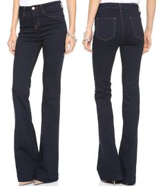 Skinny Jeans are Dead! These '70s Flare Jeans are What's Hot this Spring