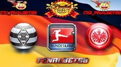 Prediksi Borussia M'Gladbach vs Eintracht Frankfurt 12 Maret 2016