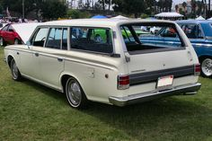1969 Toyota Crown Wagon