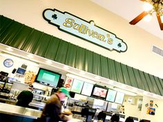 Take a walk around Castle Island in Southie & make sure you stop & eat at Sullivan's!