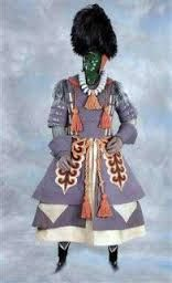 An original Wicked Witch of the West Winkie guard costume from the 1939 film 'The Wizard of Oz'