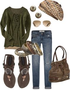 """Cozy"" by alison-louis-ellis ❤ liked on Polyvore"