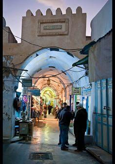 Madina Kairouan - Tunisia repinned by http://www.tunisia-travel-planner.com