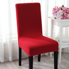 strech dining chair covers spandex dining room chair protector