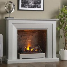 New Free free standing Fireplace Remodel Style Katell Napoli Free Standing Smoke Effect Electric Fireplace Suite Fireplace Heater, Gas Fireplace Logs, Marble Fireplaces, Cozy Fireplace, Fireplace Remodel, Fireplace Inserts, Fireplace Design, Fireplace Ideas, Gas Logs