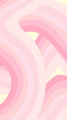 Phone Wallpaper. 'pink rainbow stripe'.