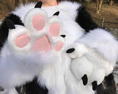 This item is unavailable Fursuit Paws, Fursuit Tutorial, Furry Drawing, Fantasy Creatures, Beautiful Creatures, Pretty Little, Really Cool Stuff, Drawings, Horses