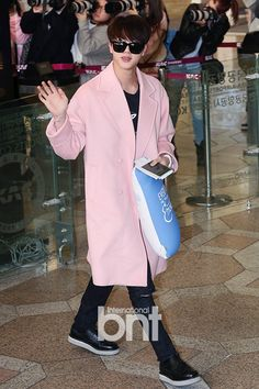 [Picture/Media] BTS at Gimpo Airport Go To Japan [160321]