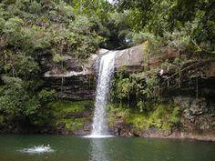 Cascata Garapiá - Maquiné
