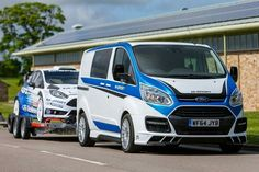 John Mulholland Ford Northern Ireland have been appointed the provinces official supplier of the stunning new Ford Transit Custom M-Sport panel van and Crew van. Mini Vans, Ford Transit Custom, Sport Logos, Ford Motorsport, Van Wrap, Auto Motor Sport, Transitional Decor, Transitional Kitchen, Transporter