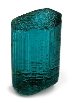 Indicolite tourmaline from Namibia. Minerals And Gemstones, Rocks And Minerals, Buy Gemstones, Natural Crystals, Stones And Crystals, Gem Stones, Namibia, We Will Rock You, Beautiful Rocks