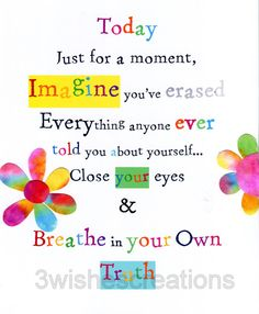 8 x 10 Whimsical Art Print Breathe In Your Own by 3WishesCreations