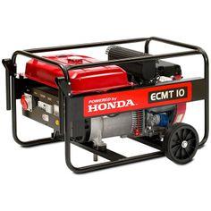 #Generador #Honda Gasolina 9000W polivalente trifasico #maquinariayocio