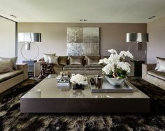 The Netherlands / Private Residence / Living Room / John Breed / Eric Kuster / Metropolitan Luxury