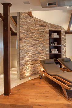 Sauna Design, Home Gym Design, House Design, Basement Sauna, Sauna Room, Rustic Master Bathroom, Master Bathroom Layout, Saunas, Parisian Style Bedrooms