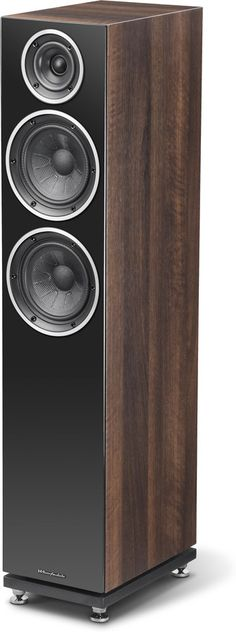 Sparkling musical performance Looking for outstanding value in a floor-standing speaker? Youll be hard-pressed to find better performance for the money than the Wharfedale Diamond 230. This is the smallest tower in the Diamond 200 Series, yet it offers robust full-range sound with tight bass and crisphighs Home Audio Speakers, Bluetooth Speakers, Best Floor Standing Speakers, Loudspeaker, Audiophile, Home Goods, Hard Pressed, Pearls, Diamond