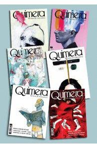 Quimera-Revista de literatura es una revista española de análisis literario. Fue fundada en noviembre de 1980 y tiene una periodicidad mensual. Entra para leer reportajes y entrevistas exclusivas a los mejores escritores españoles y extranjeros.