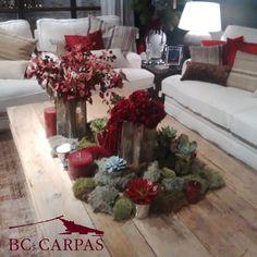 Decoraciones e ideas para decorar una carpa on pinterest - Nuevas decoraciones de unas ...