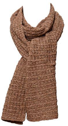 Hand Knit Scarf - Orange & Black Striped Team Spirit Keepsake Wool | Scarfs,  Orange and Hand knit scarf