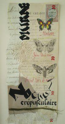 Stéphanie Devaux Textus: Cabinet de Curiosités