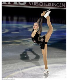 Fleur Maxwel - Ice Gala 2010 by Mister No [ITA], via Flickr