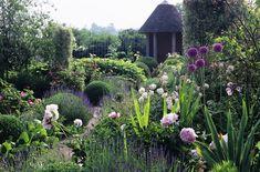La Belle Jardin: Sandhill Farm House. Rogate