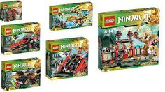 Bildergebnis für lego ninjago 2013