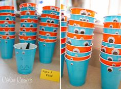 Monster Themed Birthday Party    Chelsea Corinne Photography