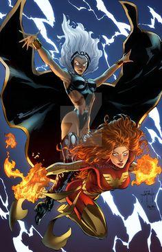 X-Men: Dark Phoenix - Sophie Turner - Watch Action Movie X-Men: Dark Phoenix & full-Movie Online Marvel Vs, Storm Marvel, Marvel Comics Art, Marvel Heroes, Captain Marvel, Storm Xmen, Comic Book Characters, Marvel Characters, Comic Character
