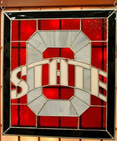 OHIO STATE BUCKEYES by youncesuejona on Etsy, $145.00