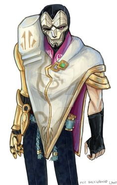 26 Best Cosplay Jhin Images League Of Legends Jhin Game Art