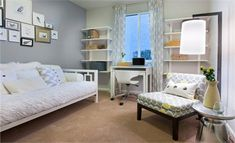 Best How To Create A Multipurpose Home Office And Guest Room 400 x 300