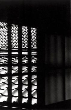 Ralph Gibson    Japan    Roof,Tiles