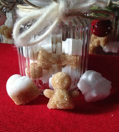 Zollette di zucchero http://sognoepassione.blogspot.it/2014/12/zollette-di-zucchero.html