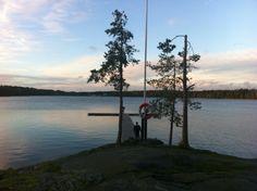 Nydalasjön i Umeå, Sverige