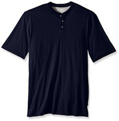 Lee Men's Short Sleeve Henley Tee Shirt - http://www.darrenblogs.com/2017/03/lee-mens-short-sleeve-henley-tee-shirt/