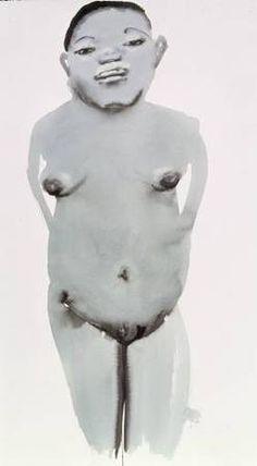 Marlene Dumas :: Empoderadas-del-arte