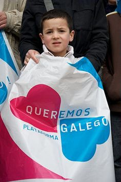 Marca Plataforma QUEREMOS GALEGO!