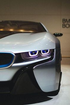 BMW i8 | BMW | i8 | i series | electric car | electric future | dream car | dream bmw | Schomp BMW