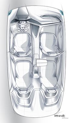 car interior design sketch, BMW vision concept car interior design , wacom digital sketch of an automotive interior, futuristic car dashboard concept design illustration, top view Bmw Interior, Car Interior Sketch, Car Interior Decor, Car Interior Design, Interior Design Sketches, Industrial Design Sketch, Car Design Sketch, Interior Concept, Automotive Design