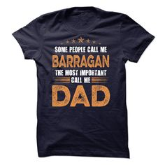 BARRAGAN DAD! T Shirts, Hoodies. Check price ==► https://www.sunfrog.com/St-Patricks/BARRAGAN-DAD.html?41382 $22