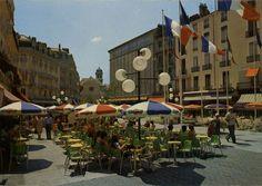 Grenoble I Place Grenette I 1980's