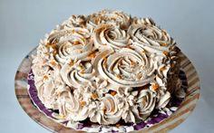Retete Culinare - Tort de ciocolata si portocala