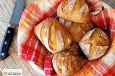 Dagmar von Dagmar's Brotecke wünscht sich Brot und Brötchen mit Kartoffeln für den Bread Baking Day
