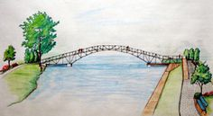 Indian Lake Ohio | Sandy Beach Bridge groundbreaking invites public to re-opening of ...