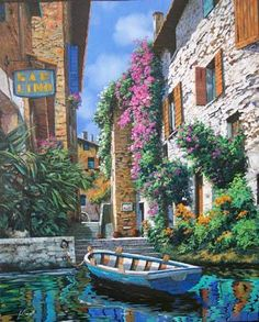 guido borelli paintings - Google Search