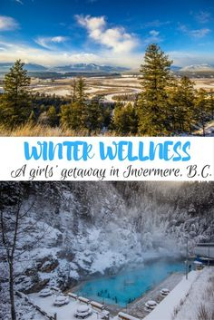 Winter wellness: The perfect girls' getaway in Invermere, British  Columbia, Canada.