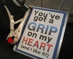 Hardware Store Valentines